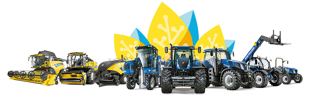 New Holland Manto Maquinaria